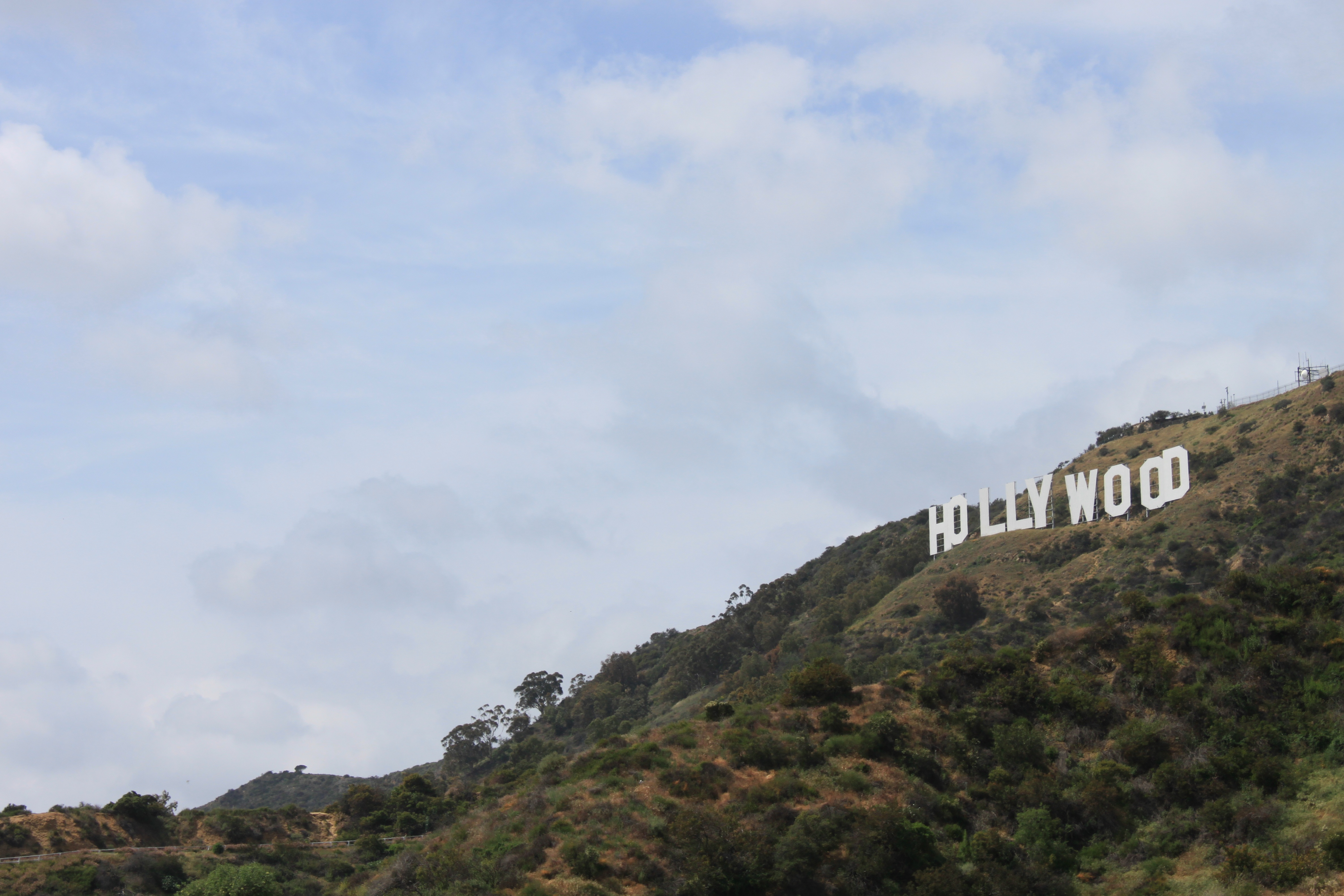 Los Angeles Part One: Earthquakes, Hollywood, and the Getty Museum