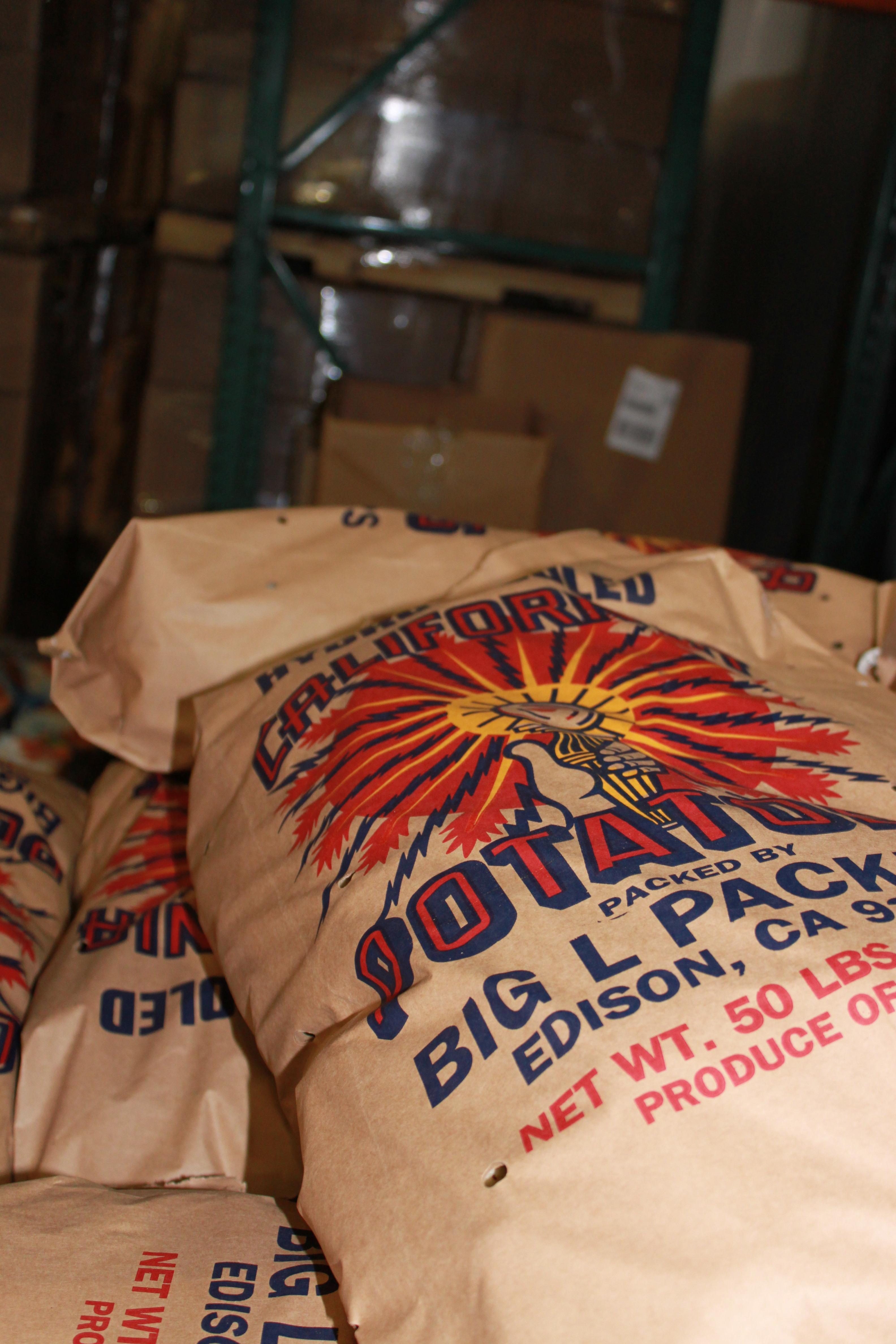LA Food Bank Trip: Childhood Hunger Ends Here