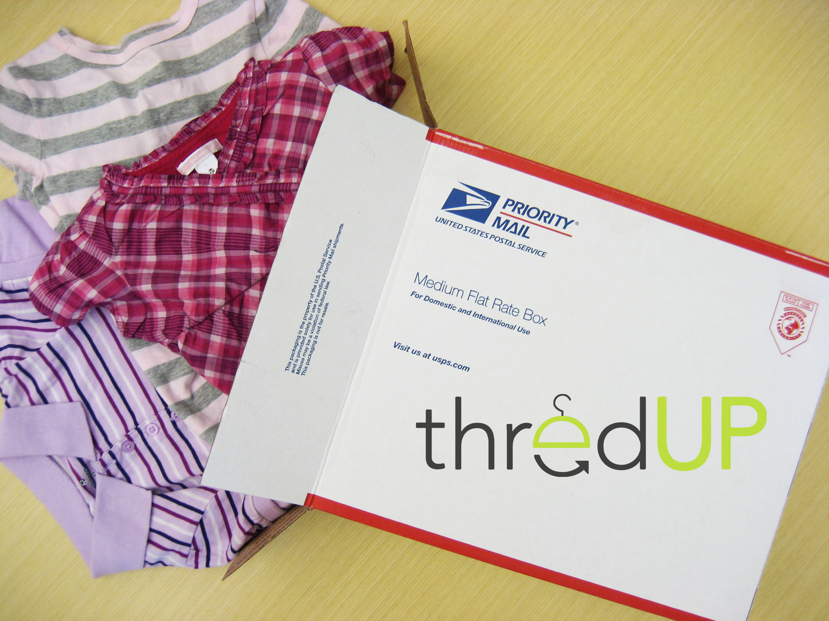 ThredUp: finding gently used clothing just got easier!