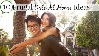 10 Frugal Date At Home Ideas