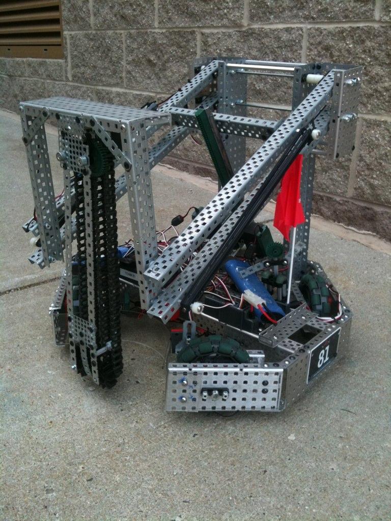 Geeks Unite: Raising Money for Robots
