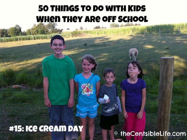 50 Things to Do With Kids