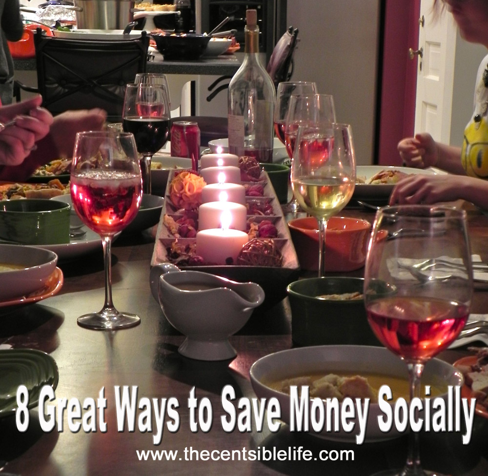 8 Great Ways to Save Money Socially