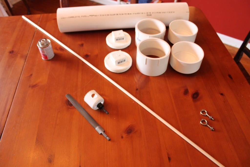Ronald blog pvc birdhouse plans for How to make pvc pipe birds