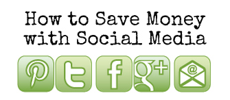 How to Save Money with Social Media