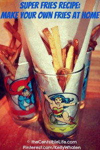 Homemade (Super) French Fries