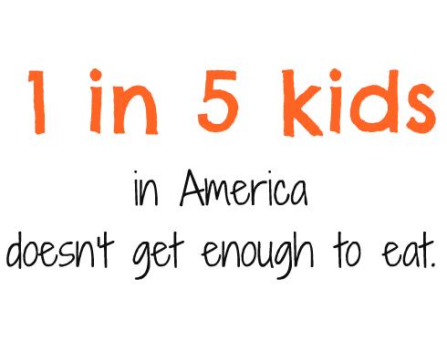 1 in 5 kids