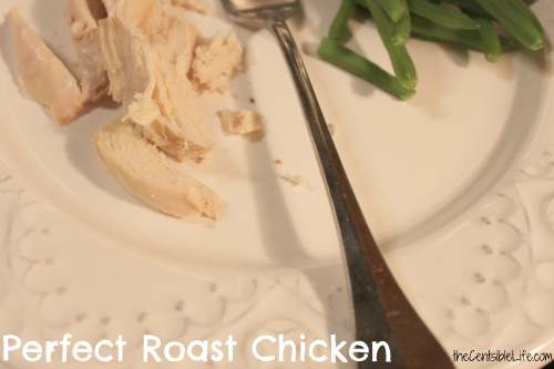 How to Get Perfect Chicken Breasts