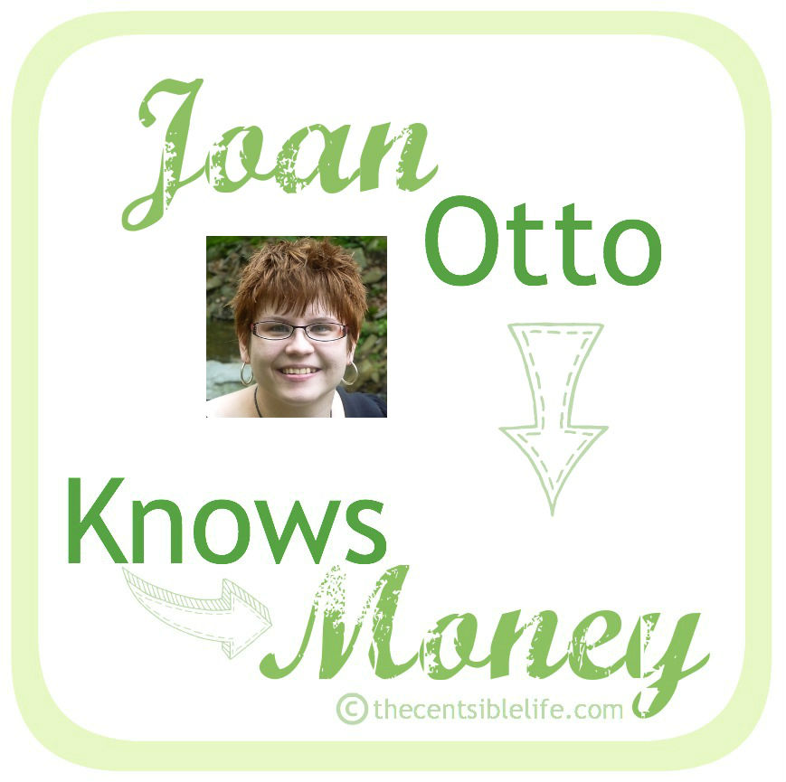 Joan Otto Knows Money