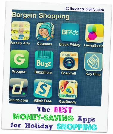The Best Money-Saving Apps for Holiday Shopping