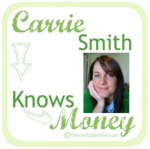 Carrie Smith Knows Money