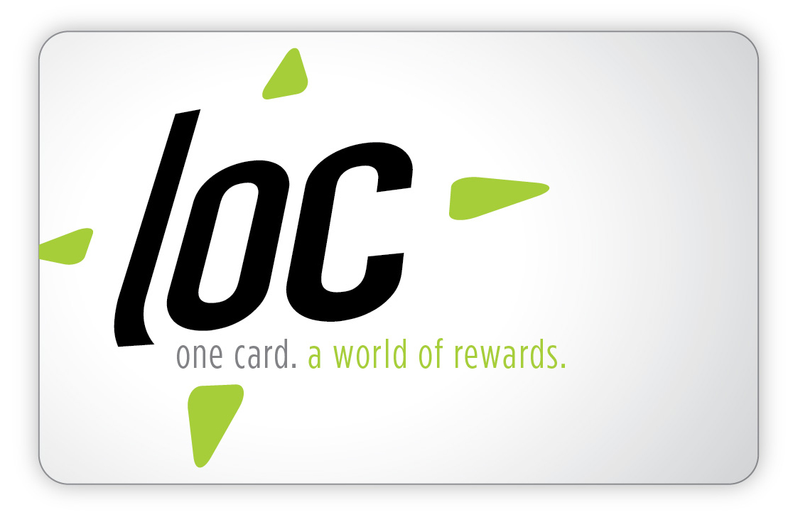 LOC: Manage your Loyalty and Rewards Cards