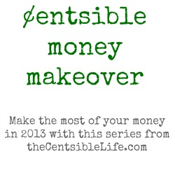 Centsible Money Makeover: New Year, New Budget