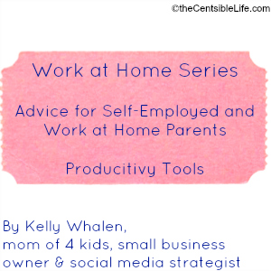 Work At Home: Products for Productivity