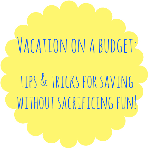 Vacation on a Budget and ThankYou Points Giveaway