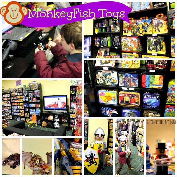 MonkeyFish Collage
