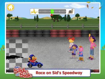 Sid's Speedway