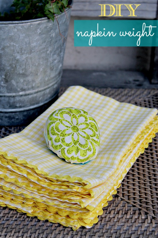 Thumbnail image for DIY Mother's Day Gift: Napkin Weights