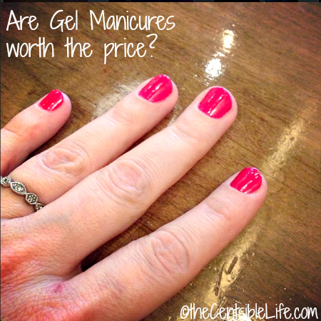 Gel manicure how much does it cost