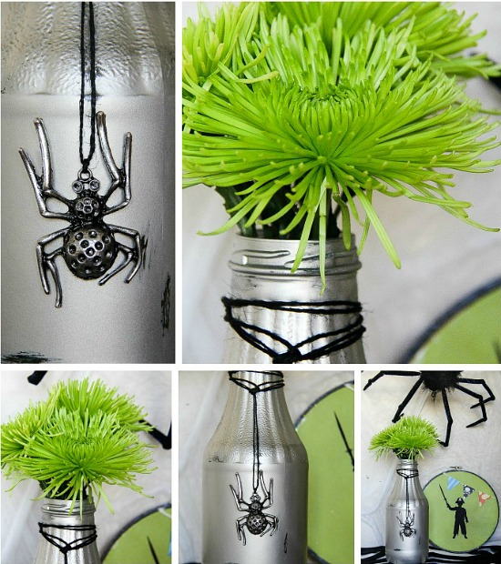 DIY Halloween decor