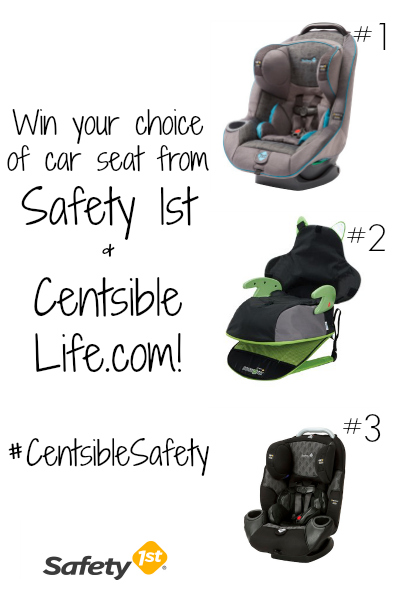 Safety First giveaway