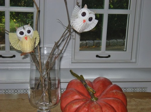 Unscary Decorations