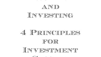 Women and Investments: 4 Principles for Success