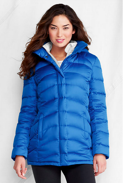 Collection Lands End Down Coat Pictures - Reikian