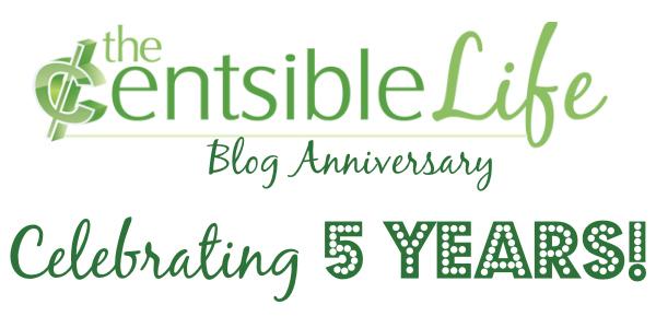 Centsible Life Anniversary