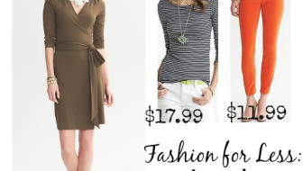 Sale on Sale #FashionFriday