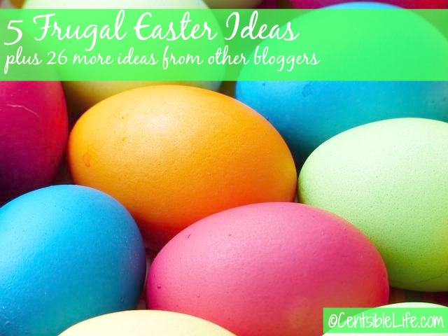 5 Frugal Easter Ideas