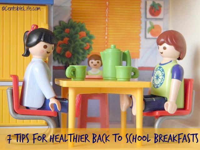 7 Tips for Healthier Back to School Breakfasts