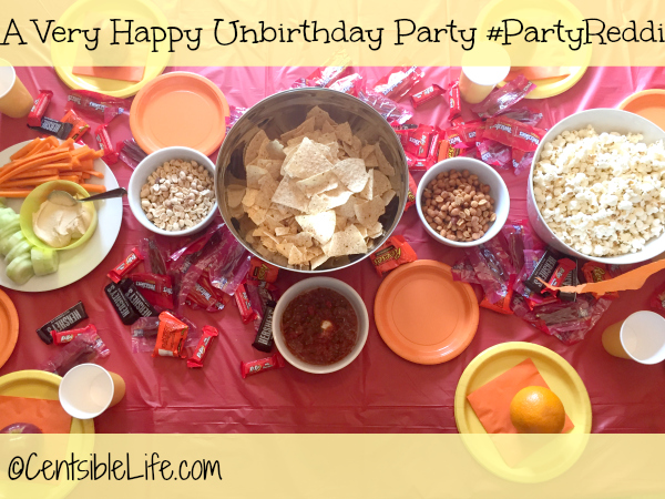 A very happy unbirthday party