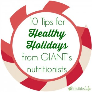 10 Tips for Healthy Holidays with GIANT