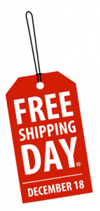 Free Shipping Day 2014