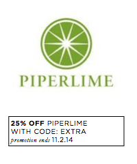 Piperlime Sale
