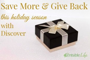 Save More & Give Back for the Holidays
