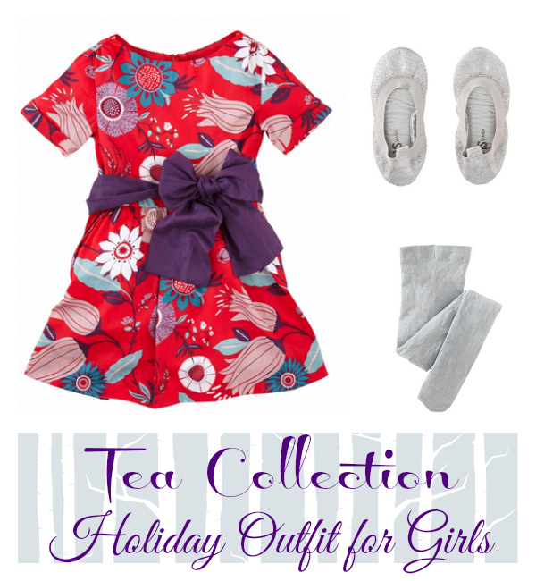 Tea Collection Holiday Girls