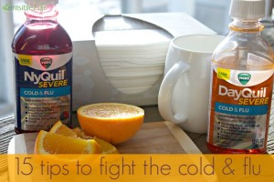 15 Tips to Fight the Cold & Flu