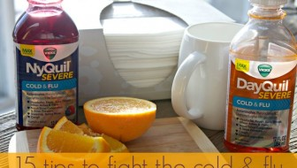 Tips to stay healthy this winter with Vicks