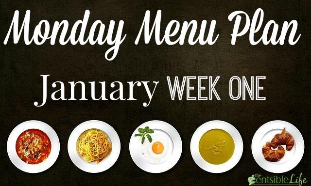 January Week One