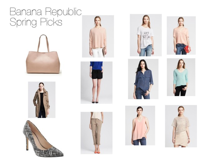 Banana Republic Info & Tips