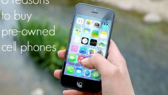 6 Reasons to buy pre-owned cell phones