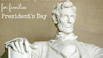 free or cheap activities for president's day