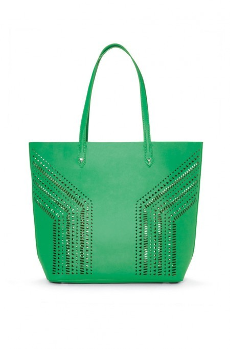 Fillmore Tote Kelly Green