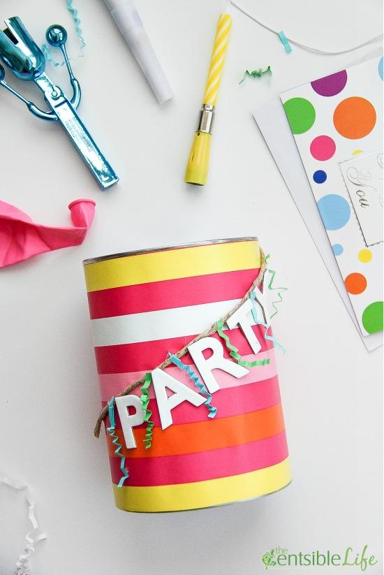 creative gift card holder