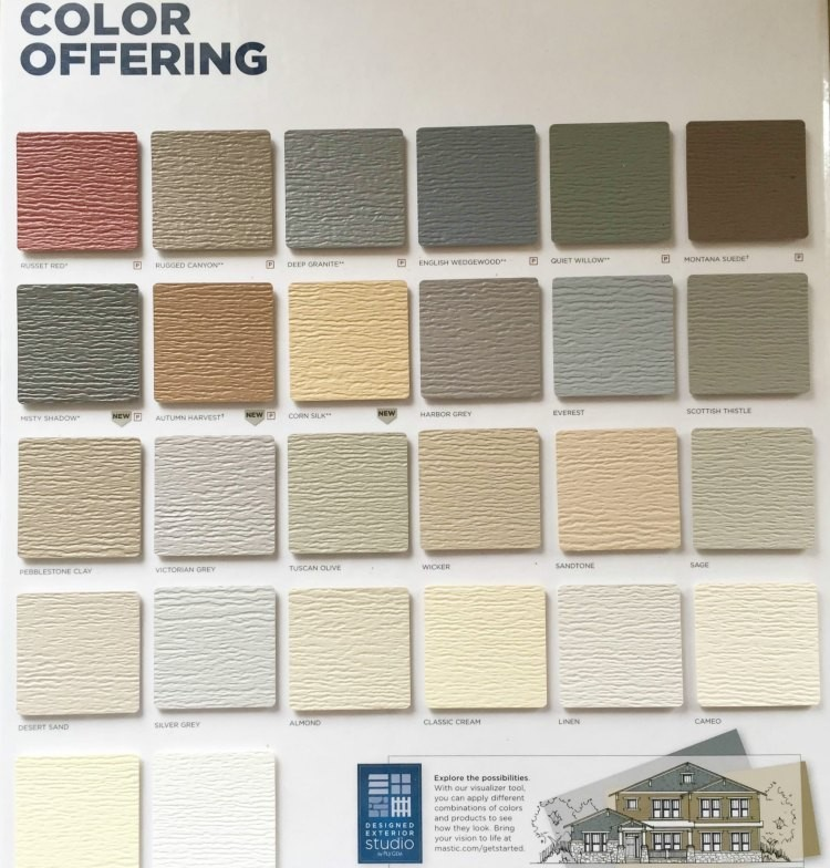 New siding colors pictures to pin on pinterest pinsdaddy for New siding colors