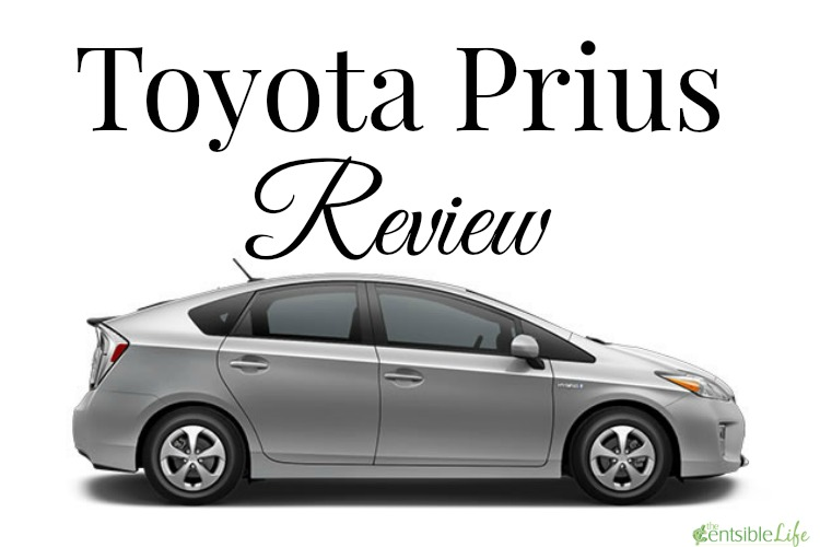 Popular Toyota Prius Review  Centsible Life