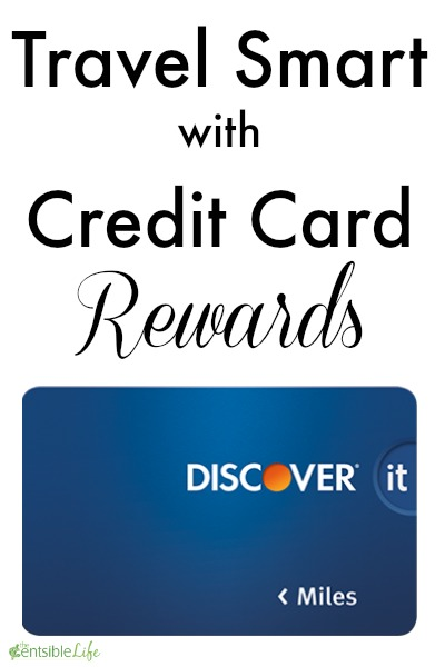 Travel smart with credit card rewards discover it miles sponsored
