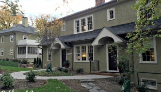 Oakhurst Inn, Charlottesville, Virginia